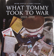 Book-What Tommy Took to War